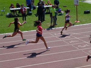 Athletics 8