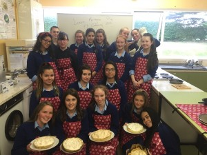 Transition Year catering class