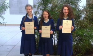 The Irish Federation of University Women's Public Speaking Competition